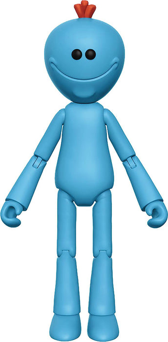"Funko : Rick and Morty - Meeseeks 5"" Articulated Figure"