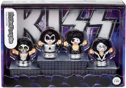 Fisher-Price Little People - KISS 4-Pack