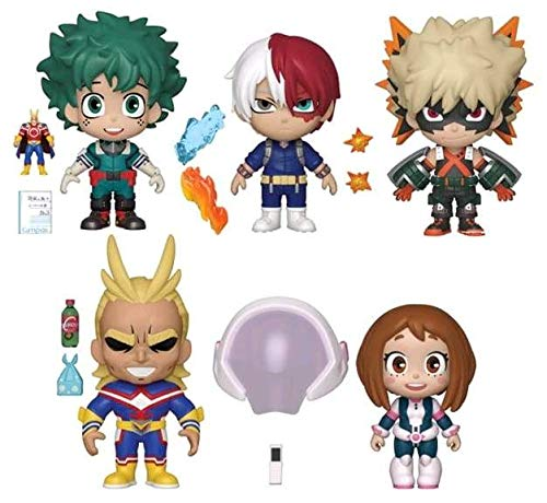 Funko 5 Star: My Hero Academia Collectible Vinyl Figures (Set of 5)