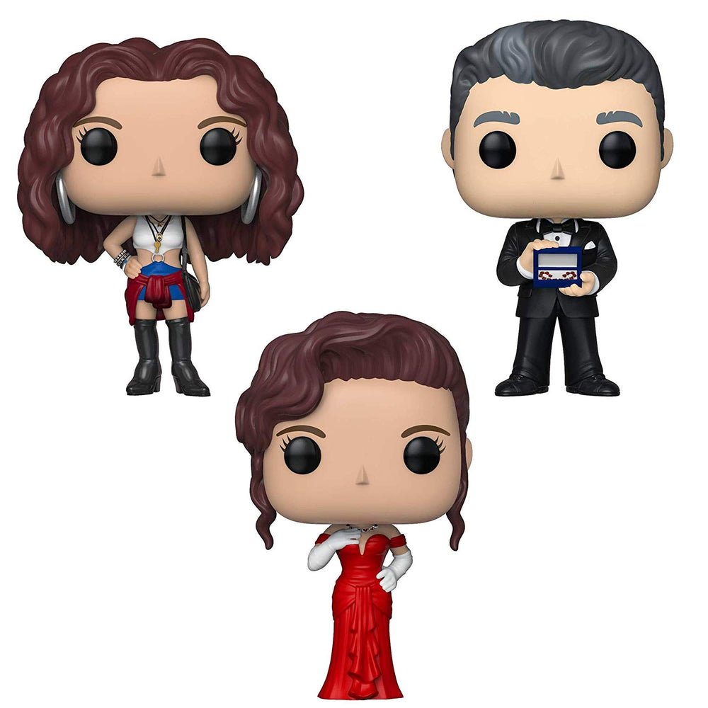 Funko Pop! Movies: Pretty Woman (Set of 3)