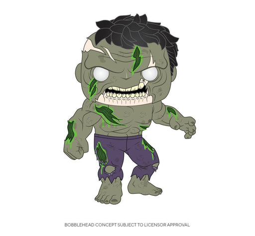 Funko Pop! Marvel: Zombies - Hulk