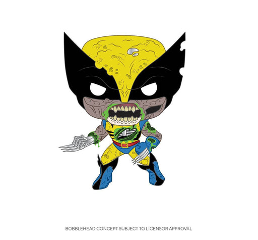 Funko Pop! Marvel: Zombies - Wolverine