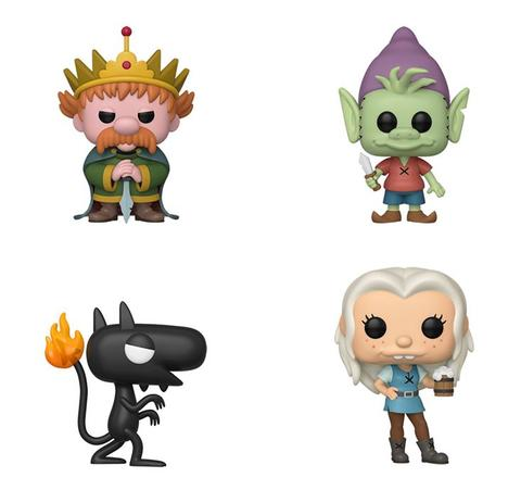 Funko Pop! Animation: Disenchantment (Set of 4)