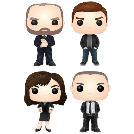 Funko Pop! TV: Billions (Set of 4)