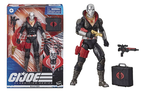 Hasbro G.I. Joe: Classified Series - Destro