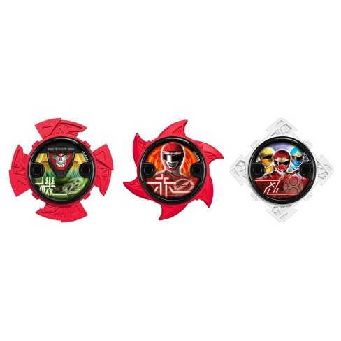 Bandai Power Rangers Ninja Steel - Ninja Power Star Robo Red Zord Pack