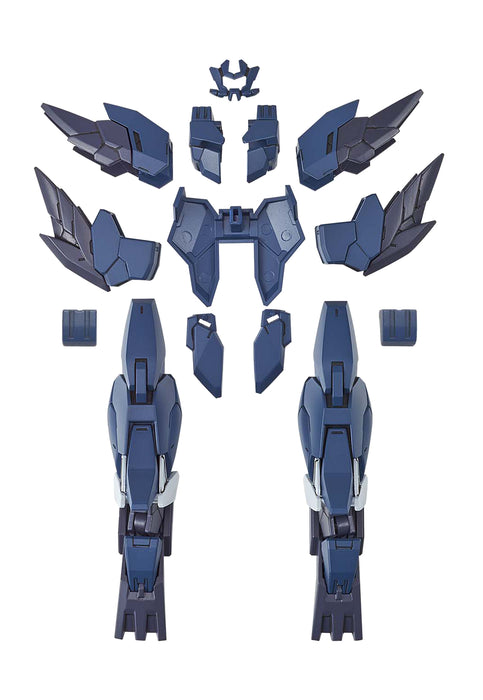 Bandai Spirits Gundam Build Divers RE:Rise - #1 Mercuone Unit (Hiroto's Support Unit) 1/144 HG Model Kit