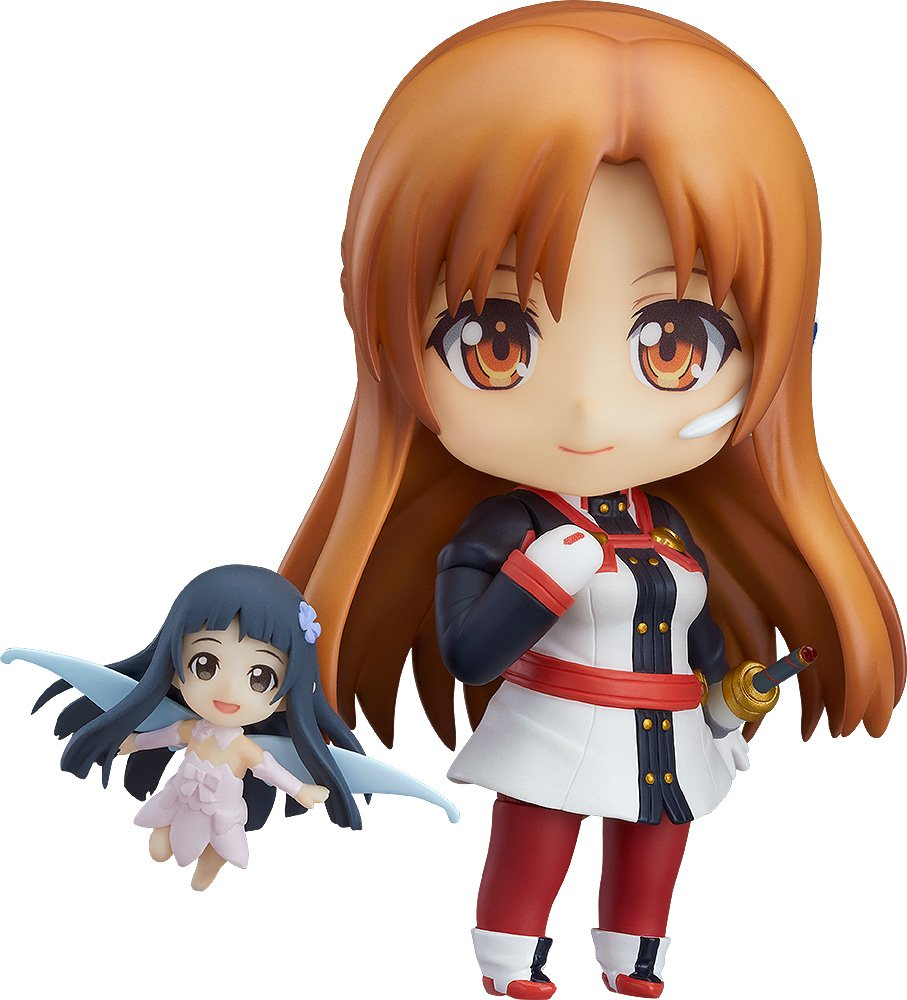 Good Smile Sword Art Online: The Movie - Asuna (Ordinal Scale Version) Nendoroid