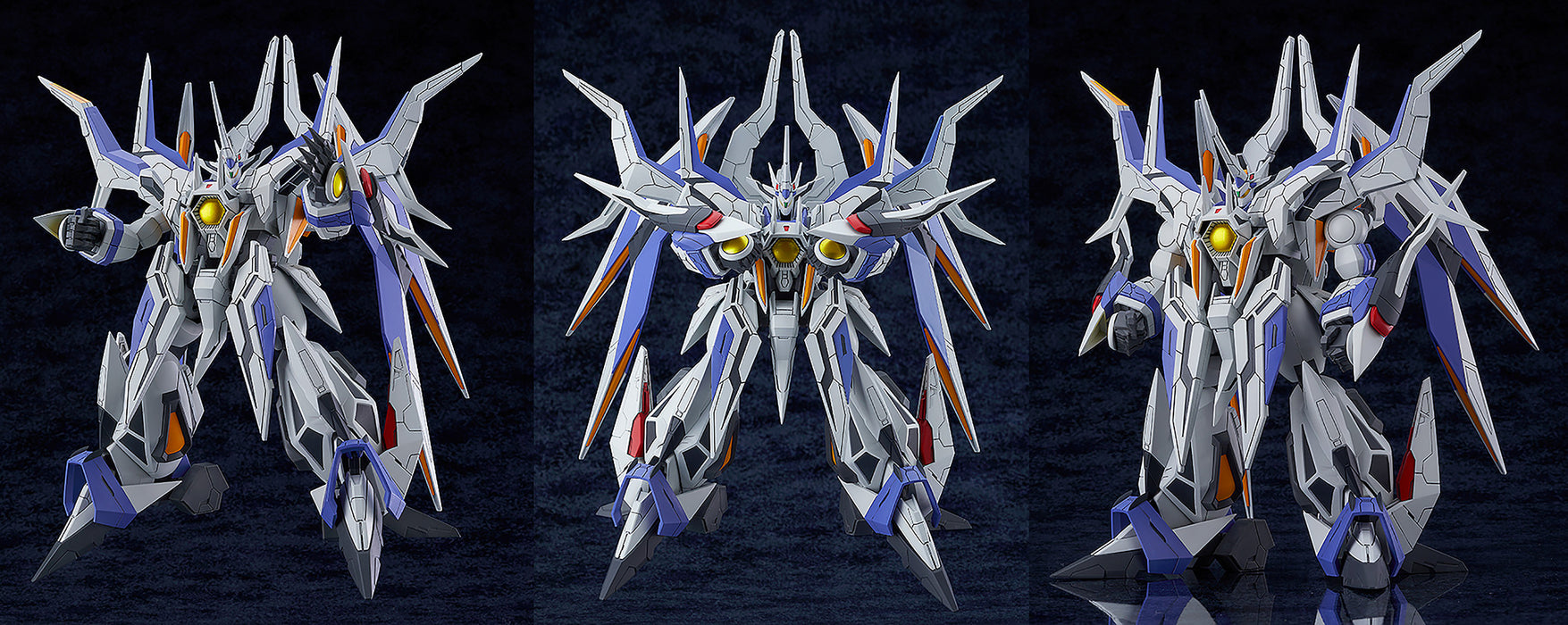 Good Smile Hades Project Zeorymer - Great Zeorymer Moderoid Model Kit