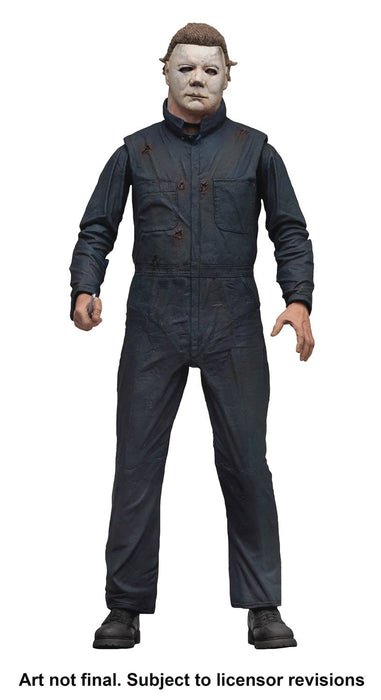 "NECA Halloween 2 Michael Myers Ultimate 7"" Action Figure"