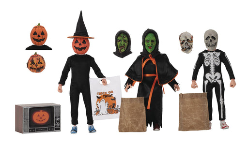 NECA Halloween 3: Season of the Witch Retro Action Figure 3-Pack