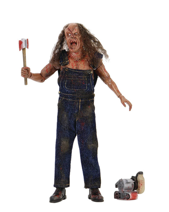 NECA Hatchet - Victor Crowley 8-inch Retro Cloth Action Figure