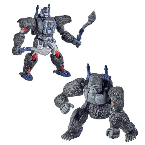 Transformers Generations: War for Cybertron - Voyager Class Optimus Primal