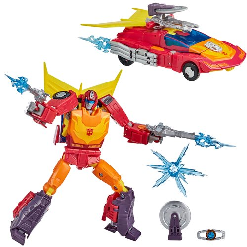 Transformers Generations: Studio Series 86 - Voyager Class Hot Rod