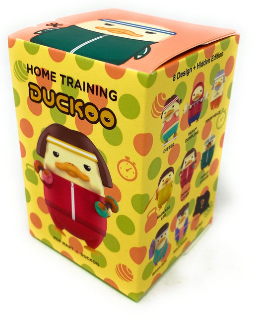 Pop Mart x Duckoo Home Training Blind Box