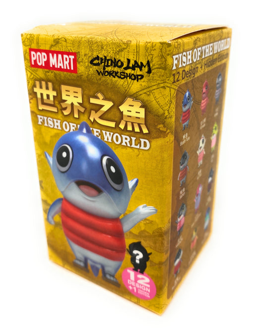 Pop Mart x Chino Lam Workshop - Fish of the World Blind Box