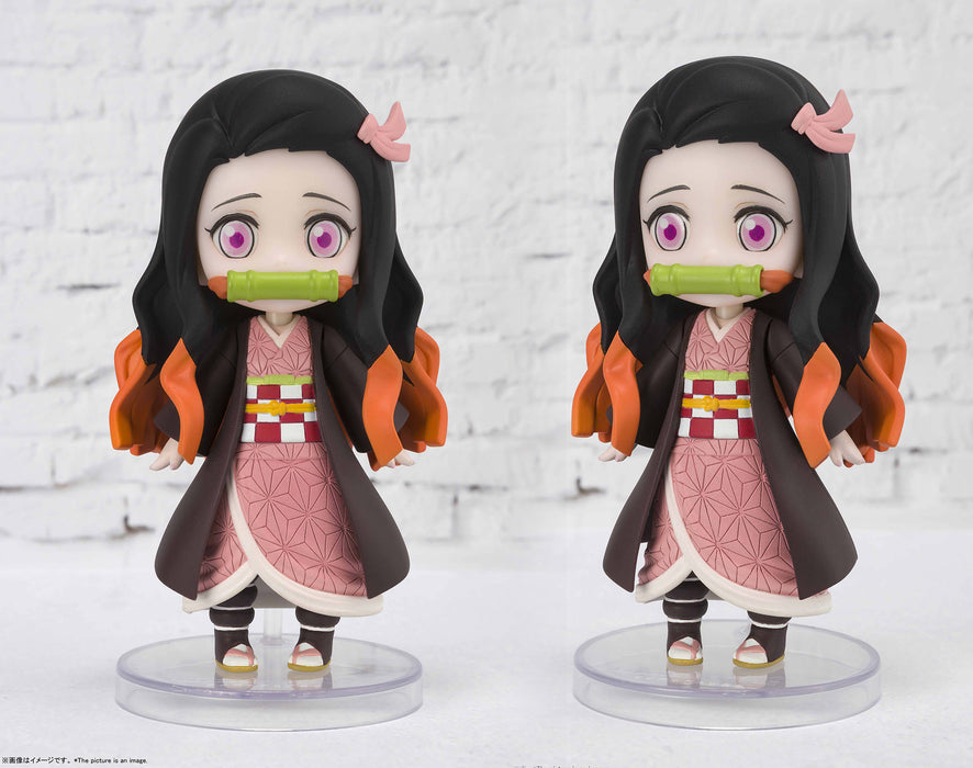 Bandai Tamashii Nations Demon Slayer: Kimetsu no Yaiba - Nezuko Kamado Figuarts Mini