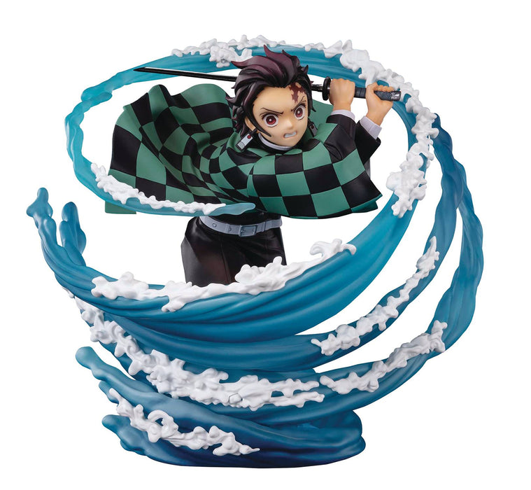 Bandai Tamashii Nations Demon Slayer: Kimetsu no Yaiba - Tanjiro Kamada (Breath of Water) FiguartsZERO