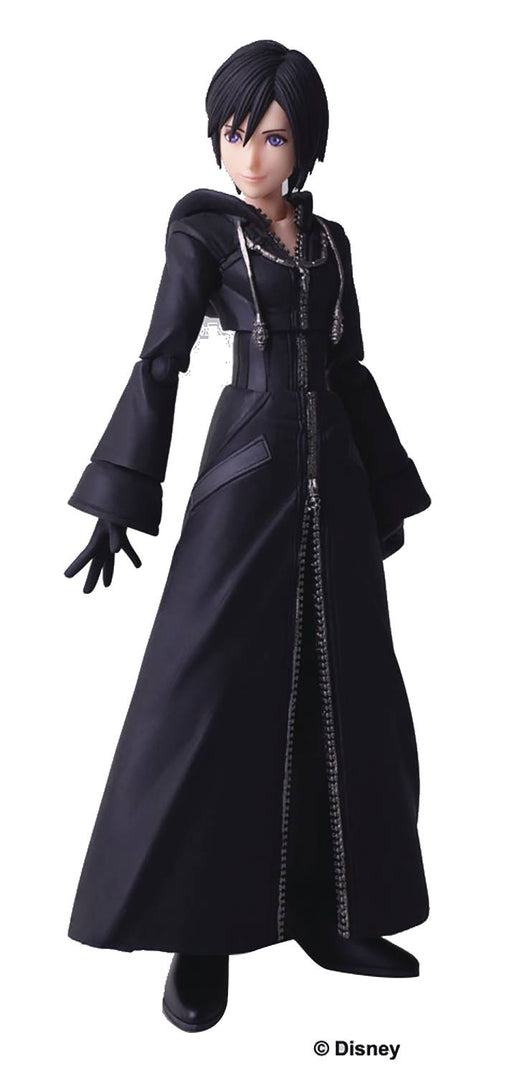 Square Enix Kingdom Hearts III Bring Arts Xion Action Figure