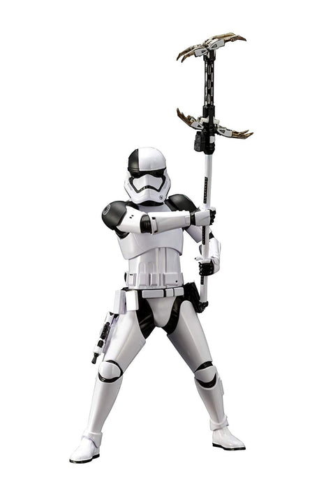 Kotobukiya Star Wars Episode VIII First Order Storm Trooper Executioner ArtFX+