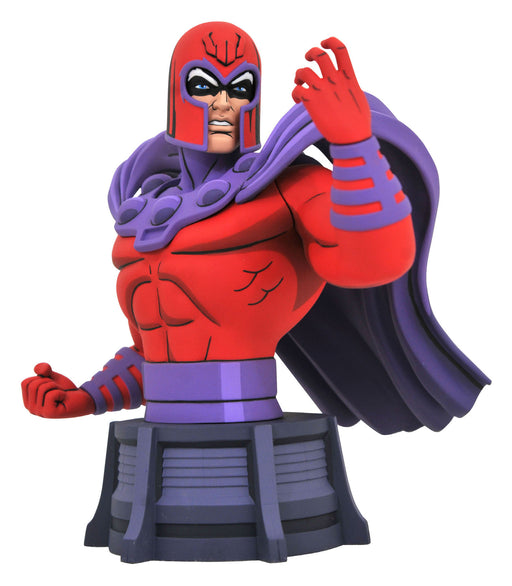 Diamond Select Toys Marvel Animated Series: X-Men - Magneto Mini Bust