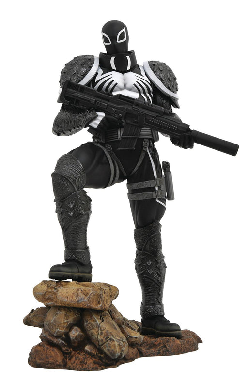 Diamond Select Toys Marvel Gallery - Agent Venom (Comic Ver.) PVC Statue