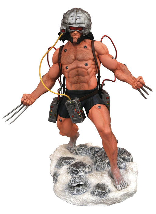 Diamond Select Toys Marvel Gallery: Weapon X (Comic Ver.) PVC Figure