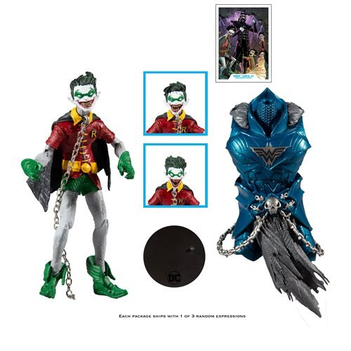 McFarlane Toys DC Comics: Multiverse - Robin Crow Action Figure