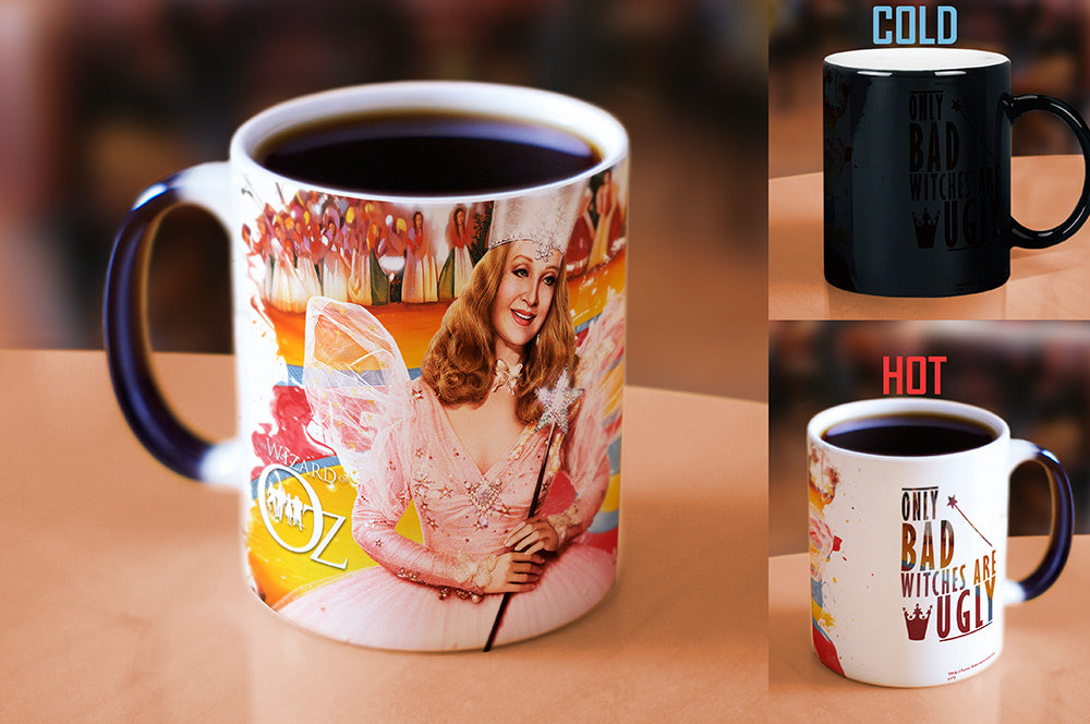 Morphing Mugs The Wizard of Oz (Good Witch) Heat-Sensitive Mug