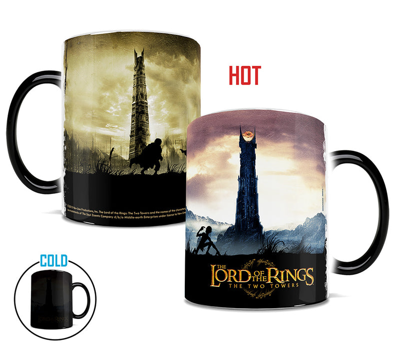 Morphing Mugs The Lord of the Rings (The Two Towers) Heat-Sensitive Mug