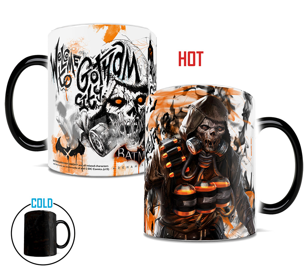 Morphing Mugs Batman Arkham Knight (City of Fear) Heat-Sensitive Mug