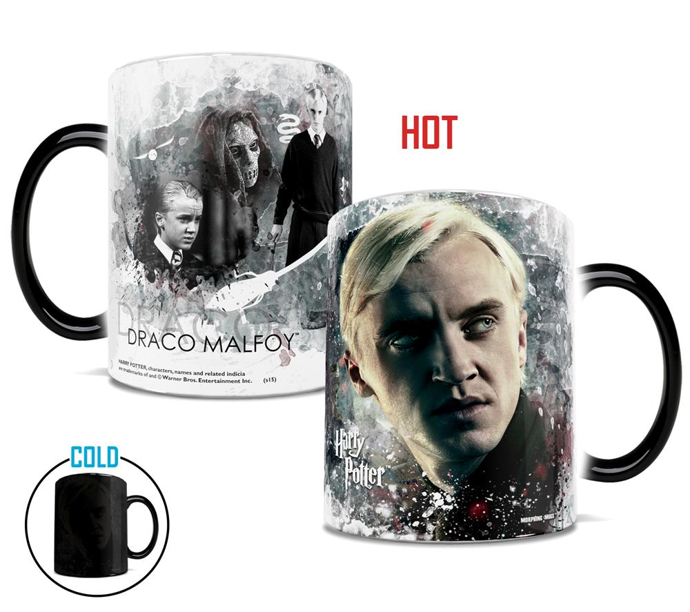 Morphing Mugs Harry Potter (Draco) Heat-Sensitive Mug