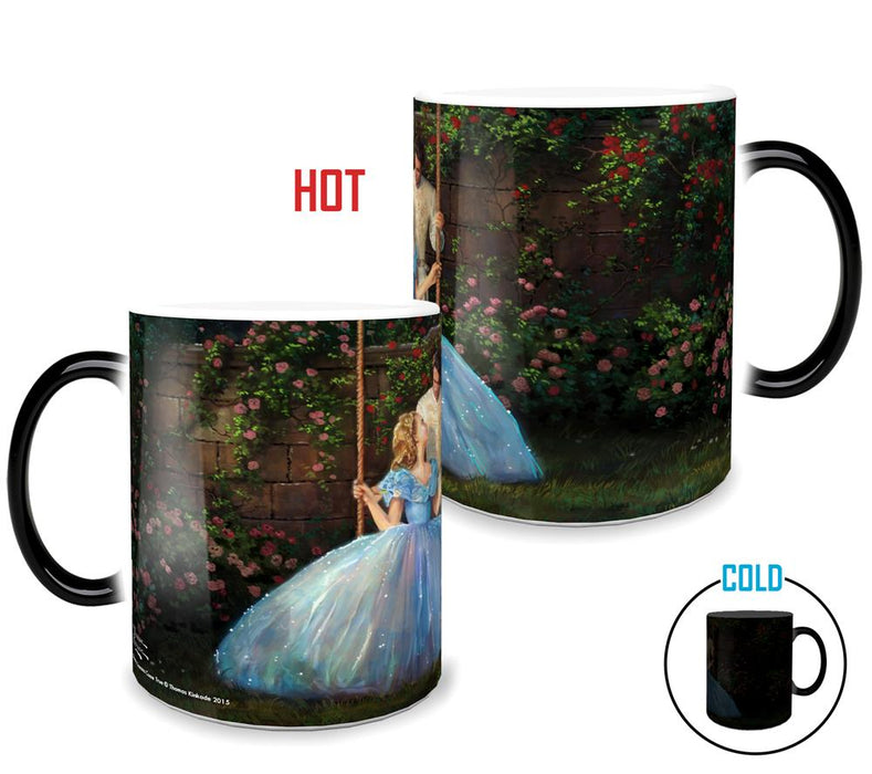 Morphing Mugs Thomas Kinkade Disney (Dreams Come True) Heat-Sensitive Mug