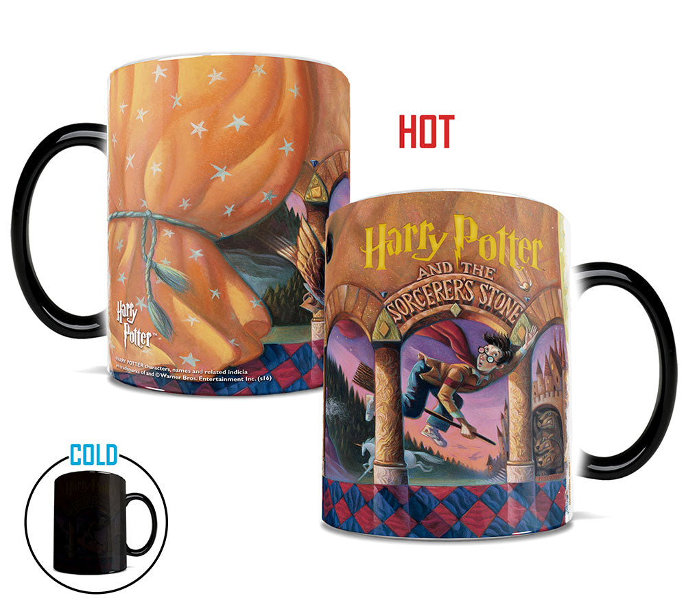 Morphing Mugs Harry Potter (The Sorcerer's Stone) Heat-Sensitive Mug