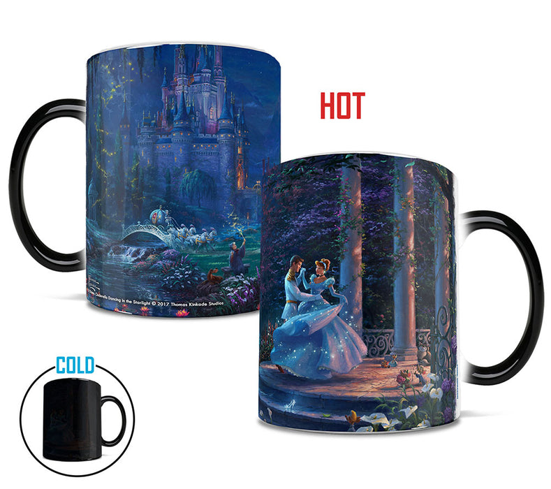 Morphing Mugs Disney (Cinderella Dancing in the Starlight) Heat-Sensitive Mug