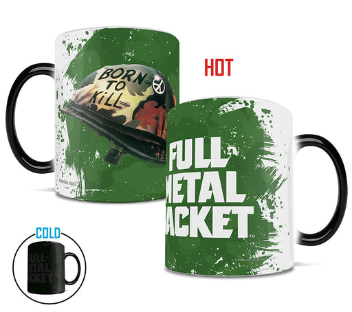 Morphing Mugs Full Metal Jacket (Born to Kill) Heat-Sensitive Mug