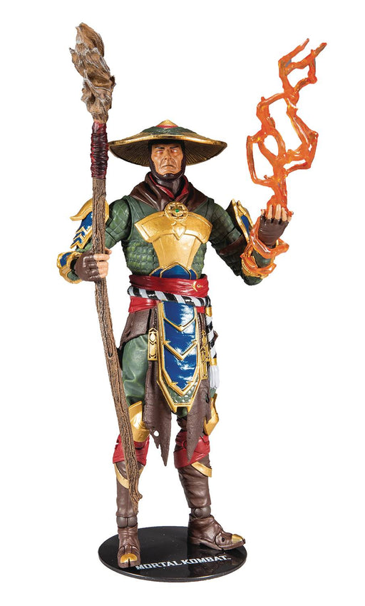 McFarlane Toys Mortal Kombat - Raiden Action Figure