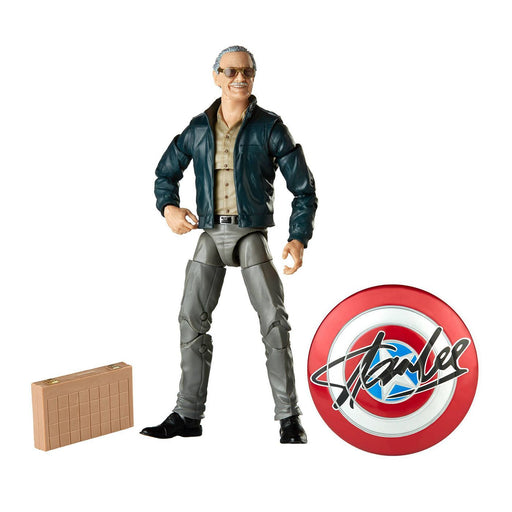 Hasbro Marvel Legends 6-inch Action Figure - Stan Lee