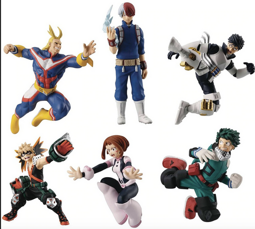 "Bandai My Hero Academia 3-1/2"" Mini-Figure Blind Bag"