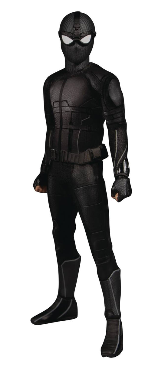 Mezco One:12 Collective: Far From Home - Spider-Man (Stealth Suit Version)