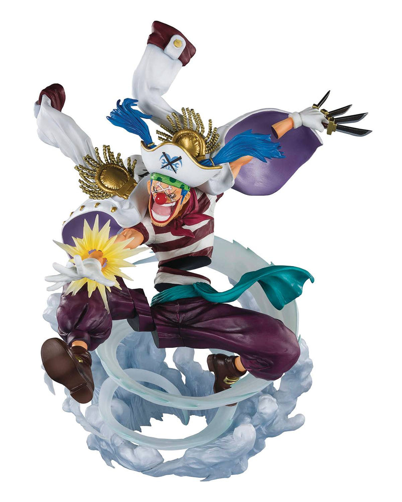 Bandai Tamashii Nations One Piece - Buggy the Clown (Paramount War - Extra Battle) FiguartsZERO