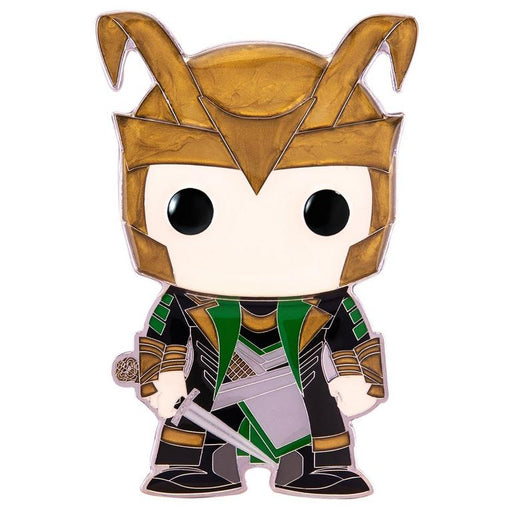 Funko Pop! Pins: Marvel - Loki