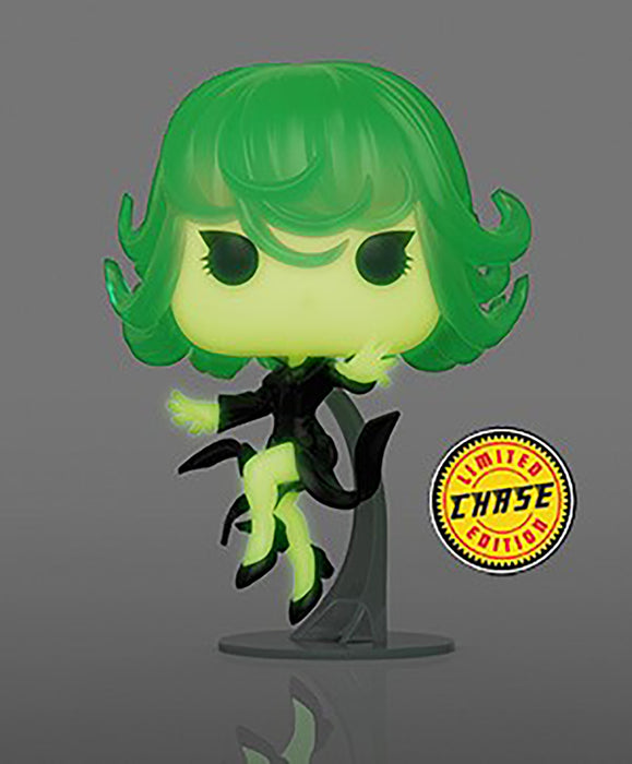 Funko Pop! Animation: One Punch Man Series 2 - Tornado (Glow-in-the-Dark Chase Variant)