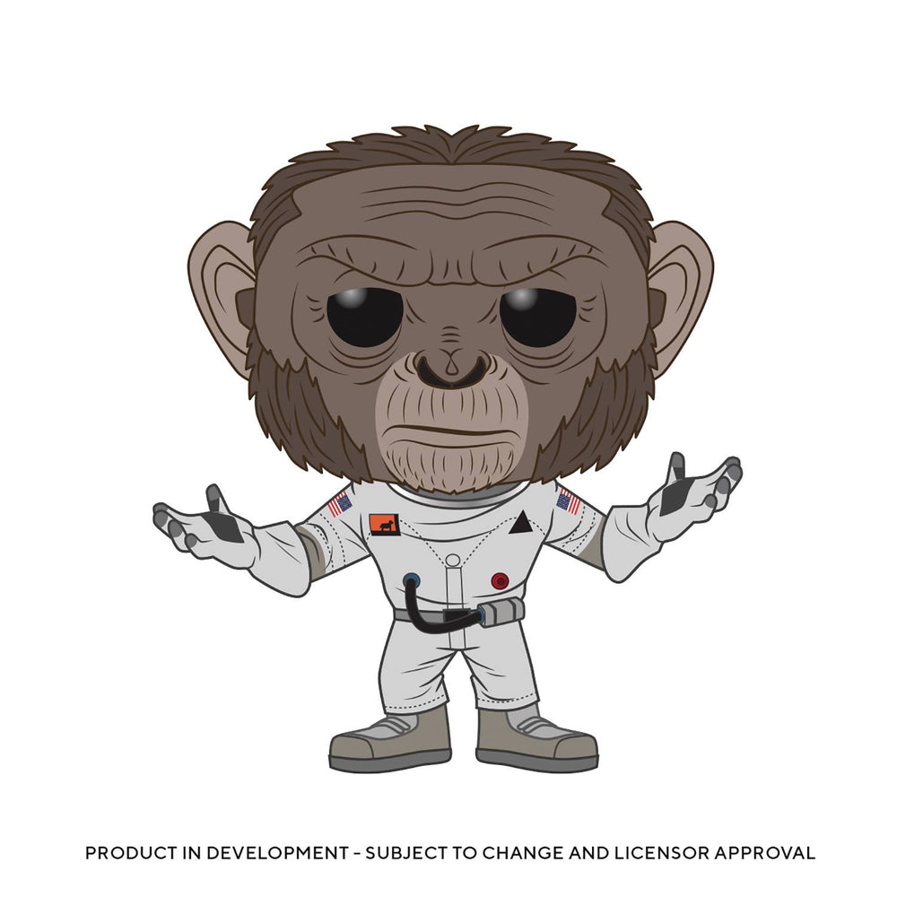 Funko Pop! Television: Space Force - Marcus the Chimstronaut