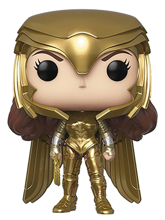 Funko Pop! Heroes: Wonder Woman 1984 - Wonder Woman Gold Power