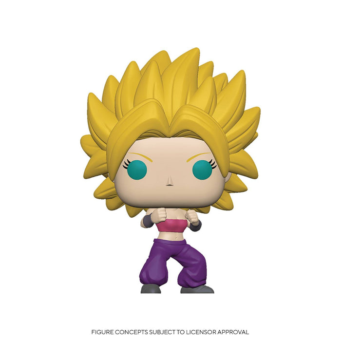 Funko Pop! Animation: Dragon Ball Super Wave 4 - Super Saiyan Caulifla