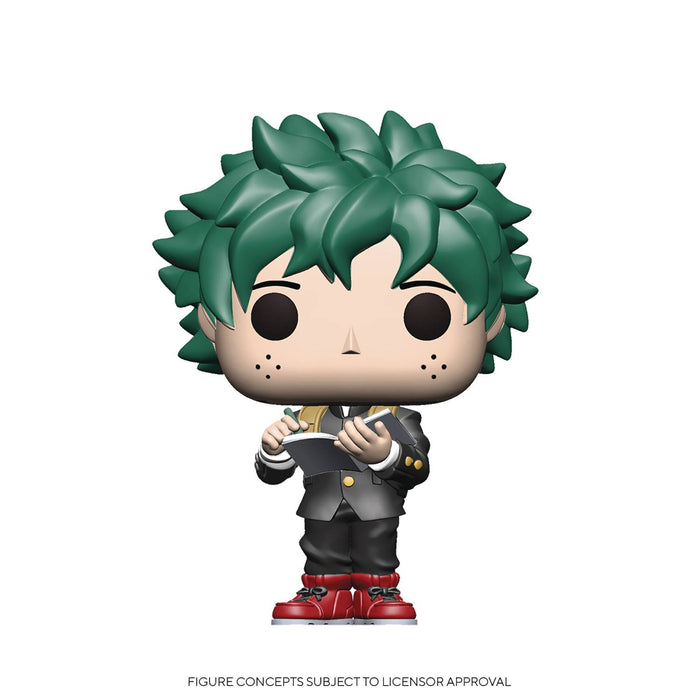 Funko Pop! Animation: My Hero Academia - Deku (School Uniform)