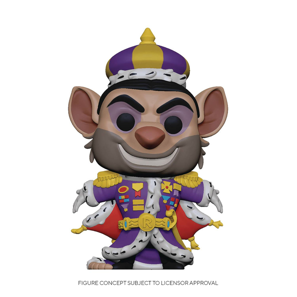 Funko Pop! Disney: The Great Mouse Detective - Ratigan