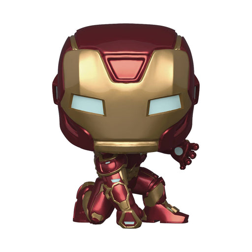 Funko Pop! Marvel: Avengers Endgame - Iron Man (Stark Tech Suit)