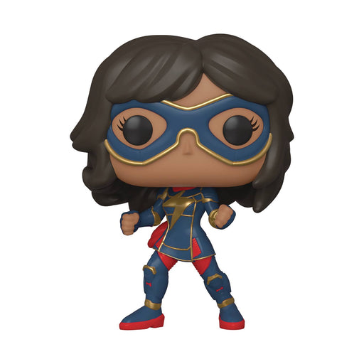 Funko Pop! Marvel: Avengers Endgame - Kamala Khan (Stark Tech Suit)